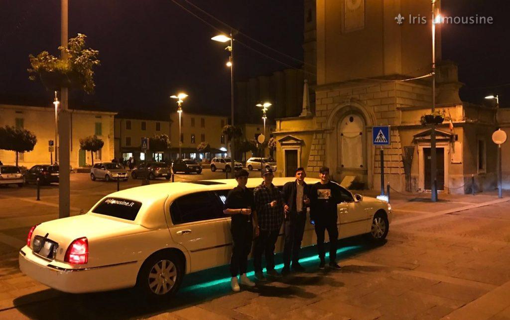 Iris Noleggio Limousine Travagliato - Brescia