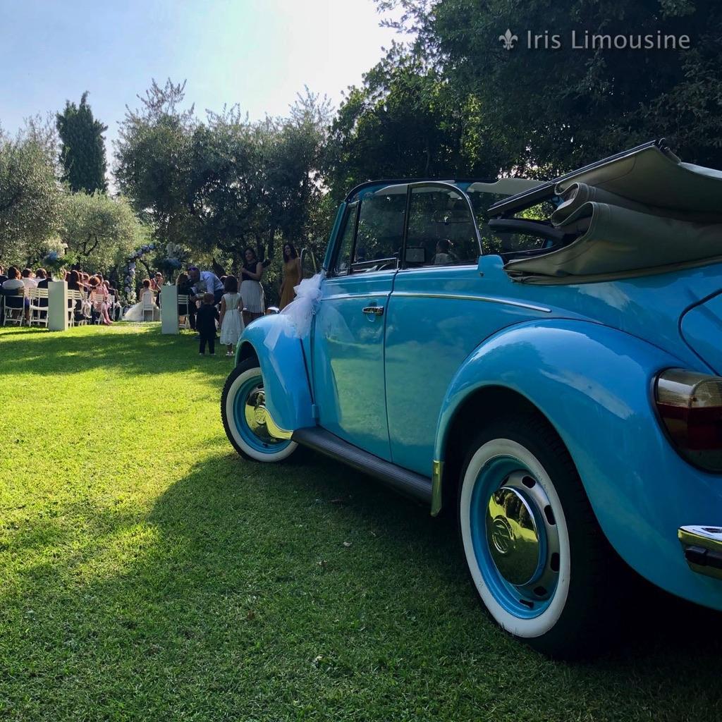 Iris Limousine - Volkswagen Maggiolone Cabrio 1303 Karman