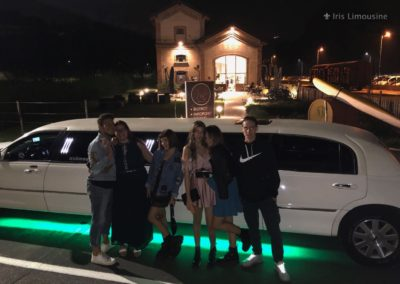 Iris Limousine - Noleggio Limousine Diciottesimo Compleanno Paratico (BS) - Gottolengo